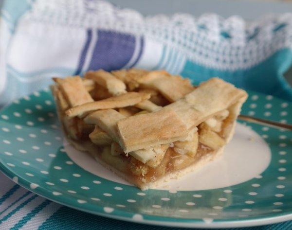 Amerikai almás pite, ami minden mennyiségben elfogy
